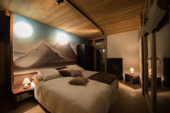 Übernachtung im Chalet -  Für 2 Personen mit 1h privater Whirlpool / Nebensaison 10 [article_picture_small]
