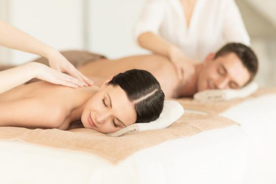 Séjour romantique au Chalet de Kalbermatten - Accès libre aux Bains d'Ovronnaz + massage + repas + champagne  6 [article_picture_small]
