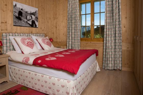 Séjour romantique au Chalet de Kalbermatten - Accès libre aux Bains d'Ovronnaz + massage + repas + champagne  7 [article_picture_small]