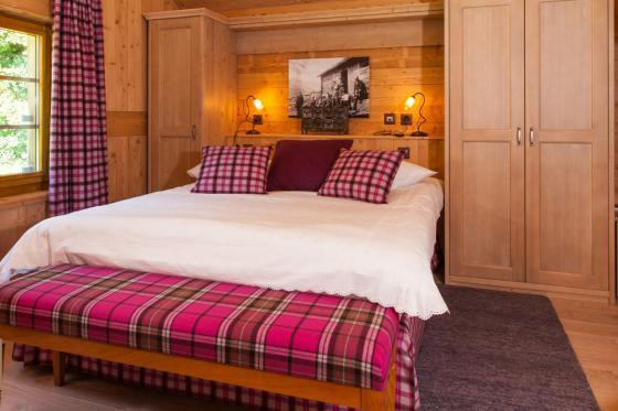 Séjour romantique au Chalet de Kalbermatten - Accès libre aux Bains d'Ovronnaz + massage + repas + champagne  8 [article_picture_small]