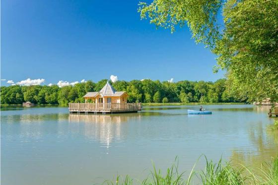 Cabane romantique sur le lac - une nuit avec spa, petit déjeuner et repas du soir 2 [article_picture_small]