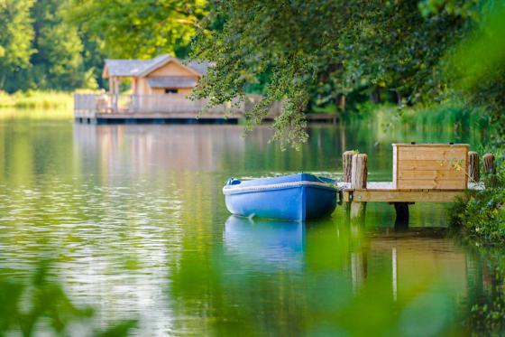 Cabane romantique sur le lac - une nuit avec spa, petit déjeuner et repas du soir 4 [article_picture_small]