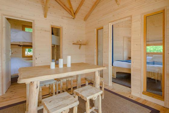 Cabane romantique sur le lac - une nuit avec spa, petit déjeuner et repas du soir 7 [article_picture_small]