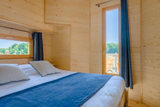 Cabane romantique sur le lac - une nuit avec spa, petit déjeuner et repas du soir 8 [article_picture_small]