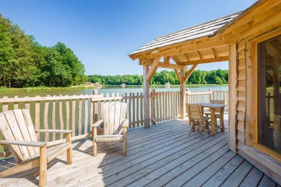 Cabane romantique sur le lac - une nuit avec spa, petit déjeuner et repas du soir 12 [article_picture_small]
