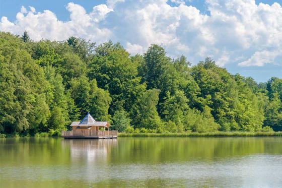 Cabane romantique sur le lac - une nuit avec spa, petit déjeuner et repas du soir 14 [article_picture_small]