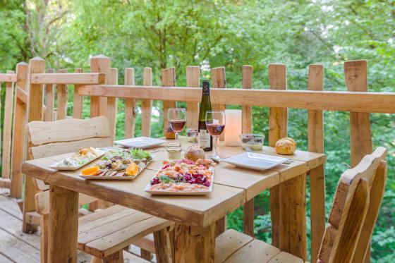 Romantische Hütte - 2 Nächte inkl. Frühstück, Abendessen und Wellness im Nordic-Bad 6 [article_picture_small]