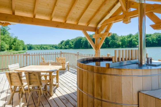 Hütte auf dem See - 2 romantische Nächte inkl. Abendessen und Wellness im Nordic-Bad 7 [article_picture_small]