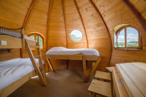 Übernachtung in der Hütte - Übernachtung für 1 Nacht, 4 Personen, halbpension 5 [article_picture_small]