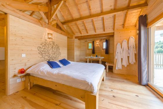 Übernachtung Hütte am See - 1 Nacht für 4 Personen inkl. Abendessen und Fahrradverleih 8 [article_picture_small]