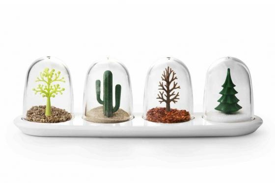 Pots à épices - Quatre saisons 5