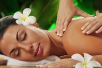 Lomi Lomi Nui Massage  - Hawaiianische Massage, 60 Minuten für 1 Person
