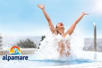 Alpamare Wellnesstag  - Tageseintritt inkl. Wellness für 1 Person