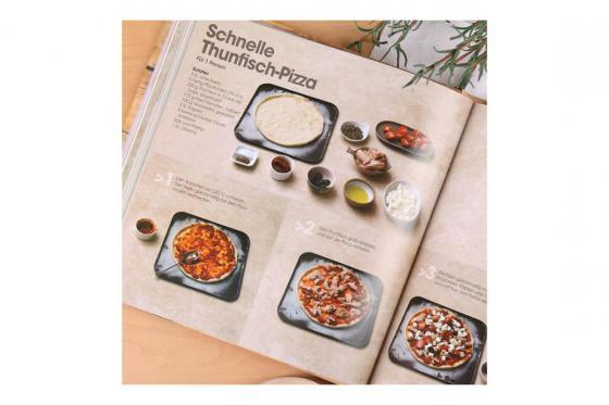 Männer Kochbuch - mit vielen Bildern 1