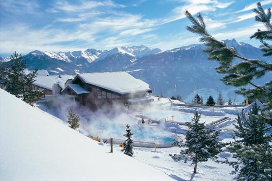 Massage Day pour 2 à Ovronnaz - Aux Bains d'Ovronnaz, bains + massages + repas  3 [article_picture_small]