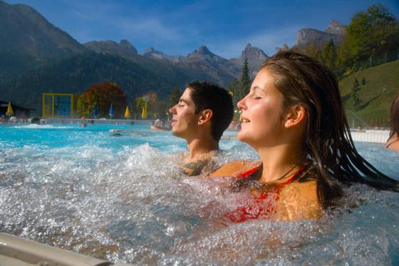 Massage Day pour 2 à Ovronnaz - Aux Bains d'Ovronnaz, bains + massages + repas  5 [article_picture_small]