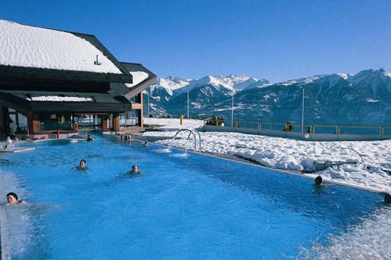 Massage Day pour 2 à Ovronnaz - Aux Bains d'Ovronnaz, bains + massages + repas  6 [article_picture_small]