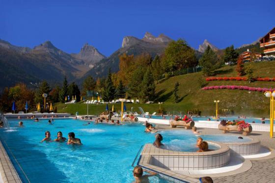 Massage Day pour 2 à Ovronnaz - Aux Bains d'Ovronnaz, bains + massages + repas  7 [article_picture_small]