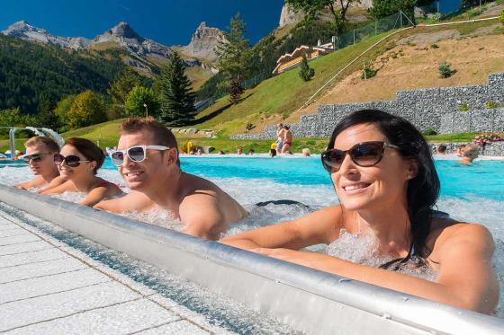 Massage Day pour 2 à Ovronnaz - Aux Bains d'Ovronnaz, bains + massages + repas  11 [article_picture_small]