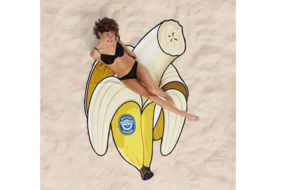Badetuch Banane - Ø 1.5 m