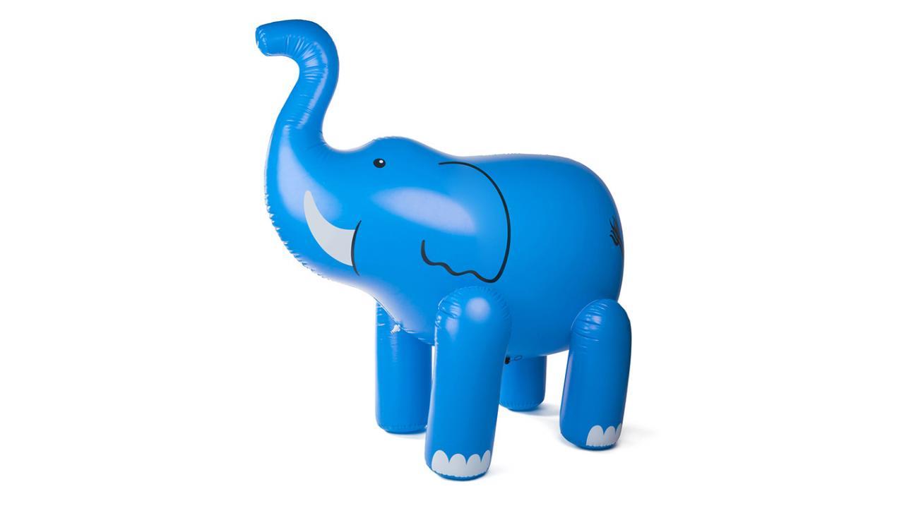 Rasensprenger Elefant