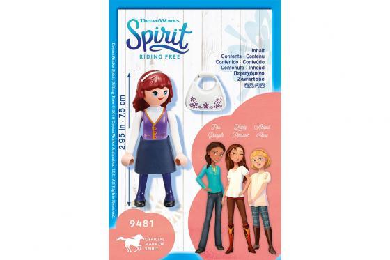 Maricela - Playmobil® Playmobil Spirit - Riding Free 9481 1