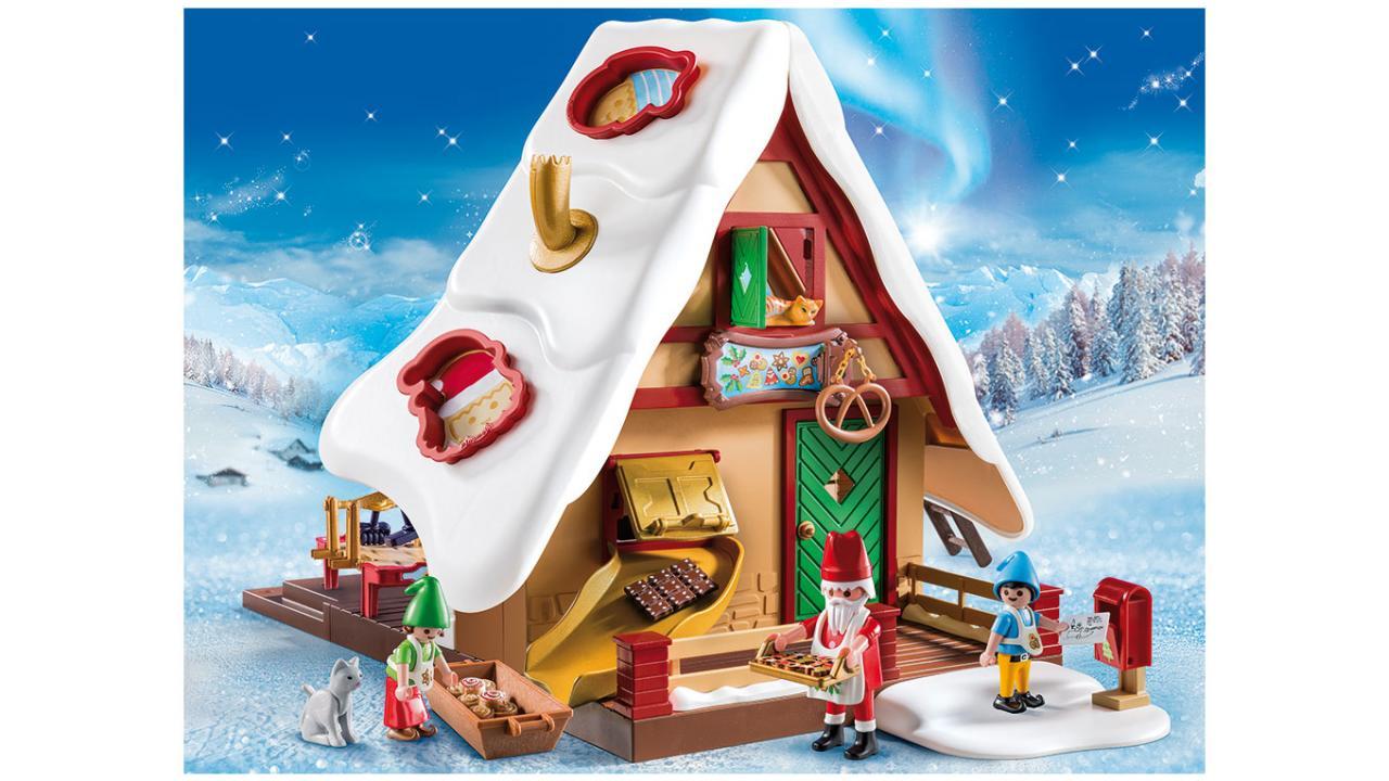 Playmobil Weihnachten.Weihnachtsbackerei Playmobil Playmobil Weihnachten
