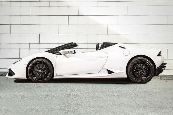 3h Lamborghini Huracan Miete - Modell: LP610-4 Spyder, inkl. 100 Freikilometer 1 [article_picture_small]