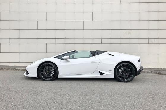 3h Lamborghini Huracan Miete - Modell: LP610-4 Spyder, inkl. 100 Freikilometer 3 [article_picture_small]