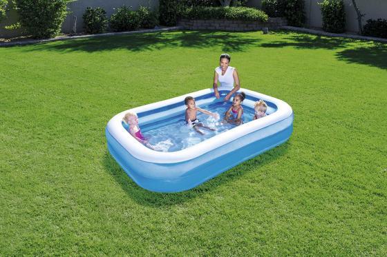 Family Pool - 262x175x51cm - von Bestway