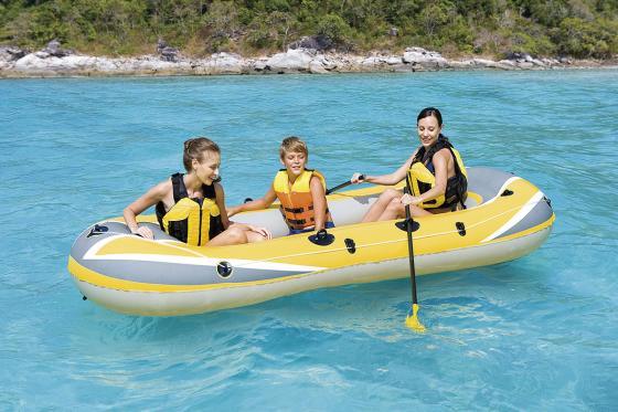 Schlauchboot - 3 Personen - von Bestway