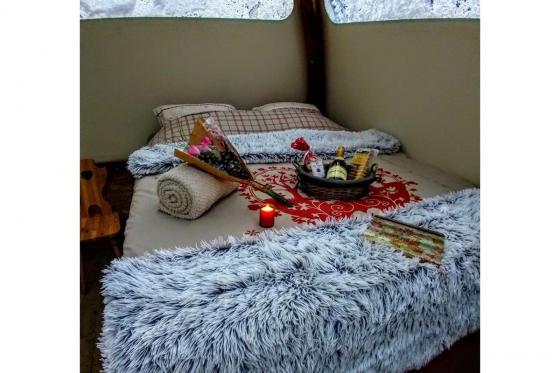 Nuit insolite en altidôme privatisé -  avec toit panoramique, pour 2 personnes, petit déjeuner compris 2 [article_picture_small]