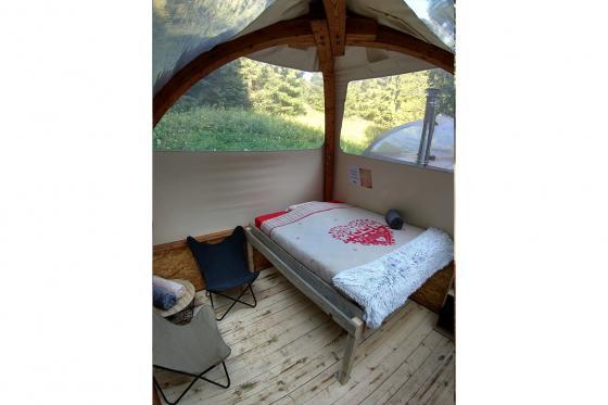 Nuit insolite en altidôme privatisé -  avec toit panoramique, pour 2 personnes, petit déjeuner compris 4 [article_picture_small]