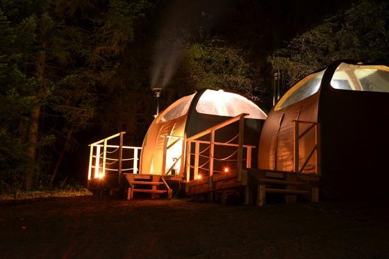 Nuit insolite en altidôme privatisé -  avec toit panoramique, pour 2 personnes, petit déjeuner compris 6 [article_picture_small]