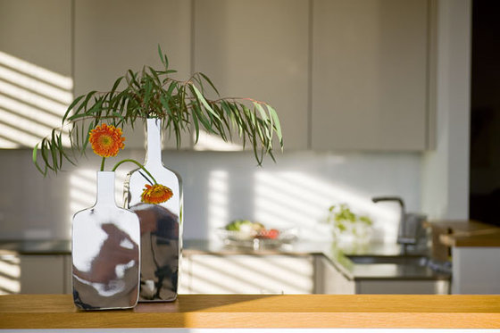 Bottle Vase - Design Blumenvase 1