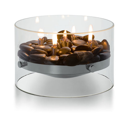 Fire Tischkamin - Tischkamin aus Glas
