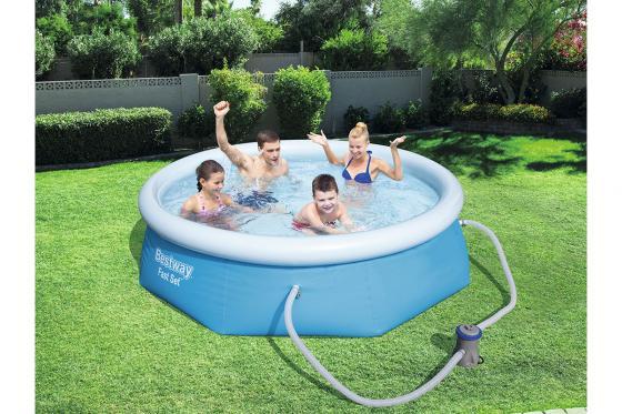 Swimming Pool von Bestway - Ø 244 cm / H: 66 cm