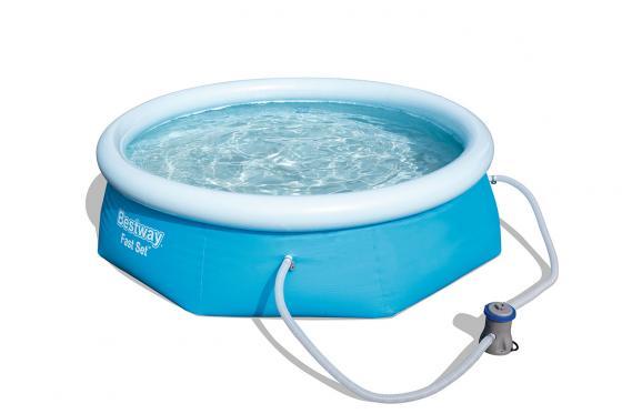Swimming Pool von Bestway - Ø 244 cm / H: 66 cm 1