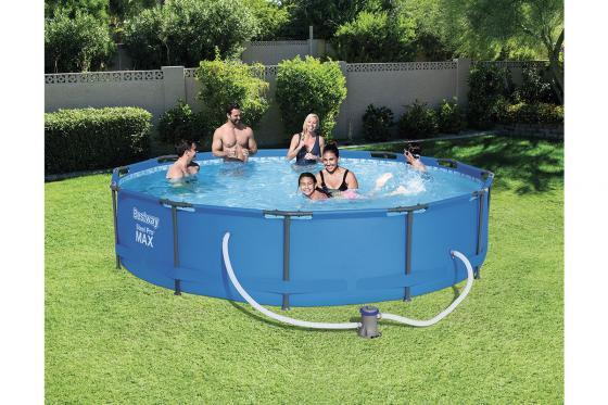Swimming Pool von Bestway - Ø 366 cm / H: 76 cm