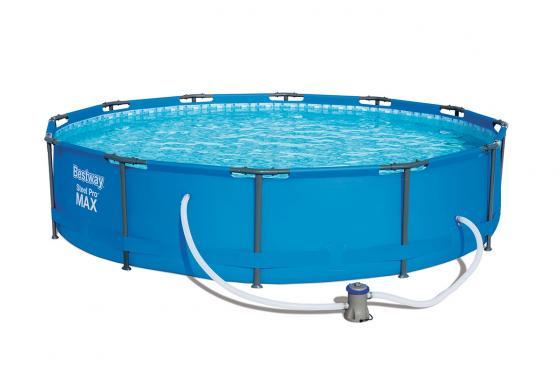 Swimming Pool von Bestway - Ø 366 cm / H: 76 cm 1