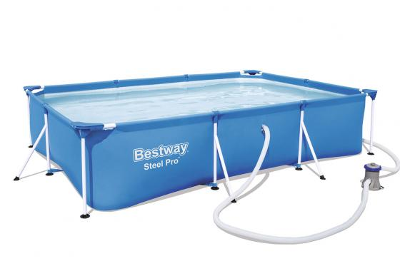 Swimming pool von bestway - Piscina plastica rigida ...