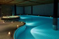 Day spa de luxe Gstaad - Accès aux piscines et espace wellness pour 2 personnes