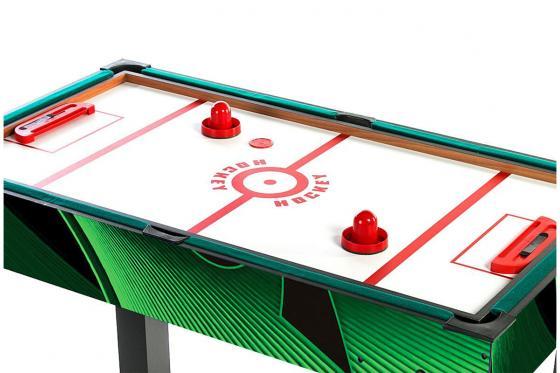 Table de jeu multifonction - 10 possibilités de jeux 2