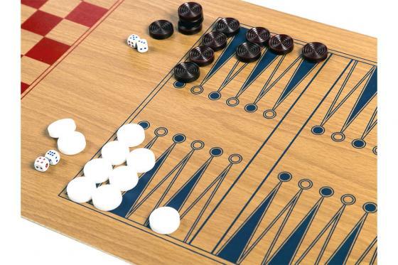 Table de jeu multifonction - 10 possibilités de jeux 3