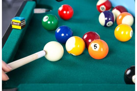 Table de jeu multifonction - 10 possibilités de jeux 4