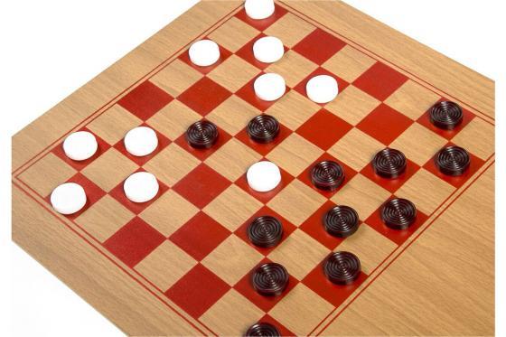 Table de jeu multifonction - 10 possibilités de jeux 5