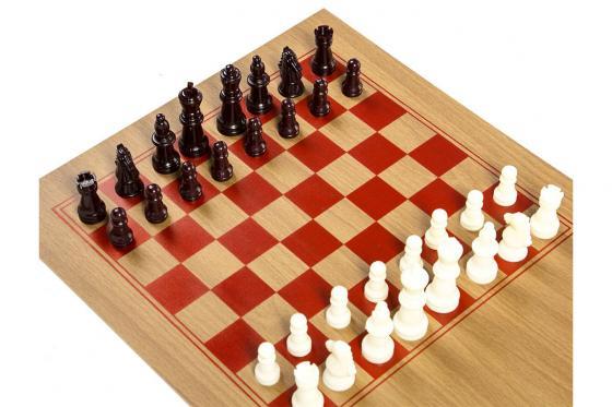 Table de jeu multifonction - 10 possibilités de jeux 7