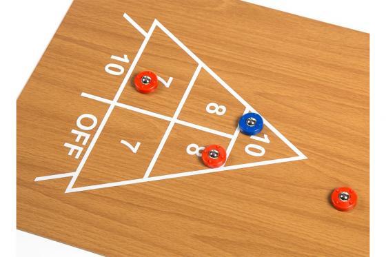 Table de jeu multifonction - 10 possibilités de jeux 8