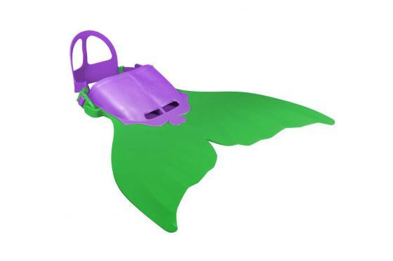 Nageoires sirène - pour enfants entre 6 et 12 ans 1