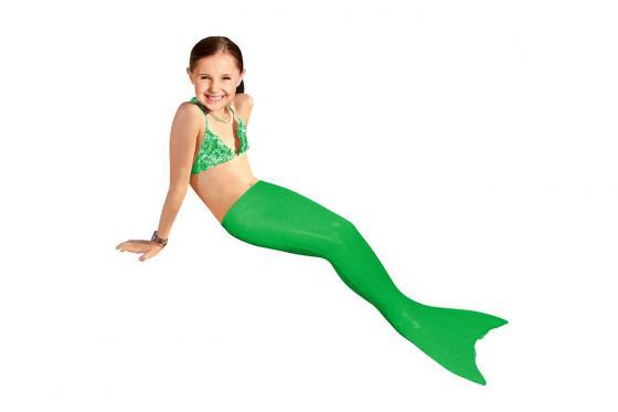 Nageoires sirène - pour enfants entre 6 et 12 ans 2